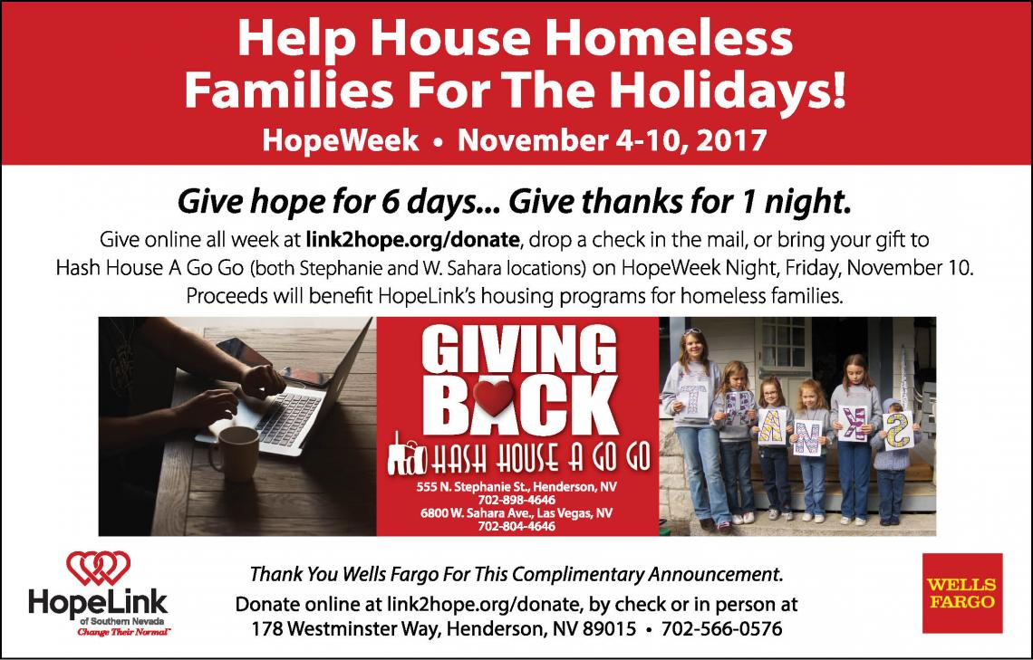 Poster for Help House Homeless
